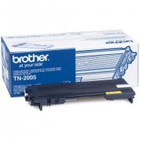 BROTHER ORIGINAL - Brother TN-2005 Noir (1500 pages) Toner de marque