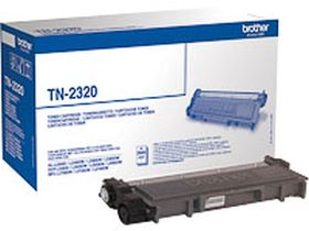 BROTHER ORIGINAL - Brother TN-2320 Noir (2600 pages) Toner de marque