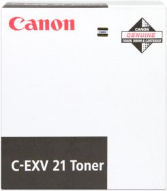CANON ORIGINAL - Canon C-EXV 21 Noir (26000 pages) Toner de marque