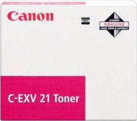 CANON ORIGINAL - Canon C-EXV 21 Magenta (14000 pages) Toner de marque