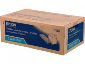 EPSON ORIGINAL - Epson S051164 Cyan (2000 pages) Toner de marque