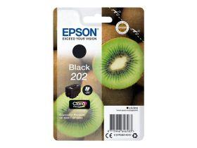EPSON ORIGINAL - Epson 202 Noir (6,9 ml) Cartouche de marque