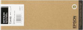 EPSON ORIGINAL - Epson T5448 Noir Mat (220 ml) Cartouche de marque