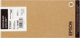 EPSON ORIGINAL - Epson T5961 Noir Photo (350ml) Cartouche de marque