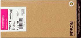 EPSON ORIGINAL - Epson T5963 Magenta (350ml) Cartouche de marque