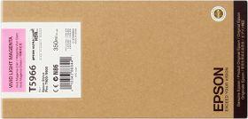 EPSON ORIGINAL - Epson T5966 Magenta clair (350ml) Cartouche de marque