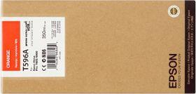 EPSON ORIGINAL - Epson T596A Orange (350ml) Cartouche de marque