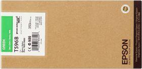 EPSON ORIGINAL - Epson T596B Vert (350ml) Cartouche de marque