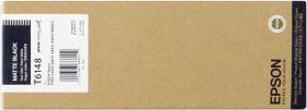EPSON ORIGINAL - Epson T6148 Noir Mat (220ml) Cartouche de marque