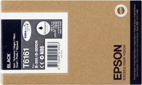 EPSON ORIGINAL - Epson T6161 Noir (3000 pages) Cartouche de marque