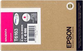 EPSON ORIGINAL - Epson T6163 Magenta (3500 pages) Cartouche de marque
