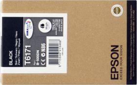 EPSON ORIGINAL - Epson T6171 Noir (4000 pages) Cartouche de marque