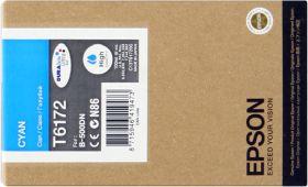 EPSON ORIGINAL - Epson T6172 Cyan (7000 pages) Cartouche de marque