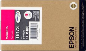 EPSON ORIGINAL - Epson T6173 Magenta (7000 pages) Cartouche de marque