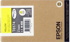 EPSON ORIGINAL - Epson T6174 Jaune (7000 pages) Cartouche de marque