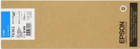 EPSON ORIGINAL - Epson T6362 Cyan (700ml) Cartouche de marque