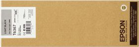 EPSON ORIGINAL - Epson T6367 Gris (700ml) Cartouche de marque