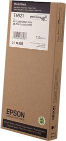 EPSON ORIGINAL - Epson T6921 Photo Noir (110ml) Cartouche de marque