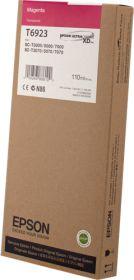 EPSON ORIGINAL - Epson T6923 Magenta (110ml) Cartouche de marque