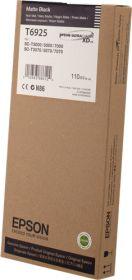 EPSON ORIGINAL - Epson T6925 Noir Mat (110ml) Cartouche de marque