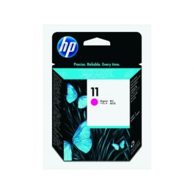 HP ORIGINAL - HP 11 / C4812A Magenta Tête impression de marque