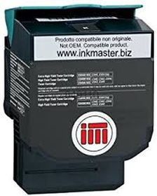 RECYCLE LEXMARK - C540H1KG Noir (2500 pages) Toner remanufacturé Haute Qualité