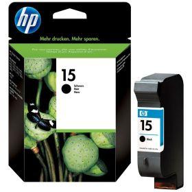 HP ORIGINAL - HP 15 / C6615 Noir (25 ml) Cartouche de marque
