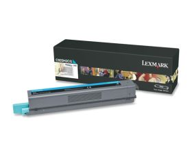 LEXMARK ORIGINAL - Lexmark C925H2CG Cyan (7500 pages) Toner de marque