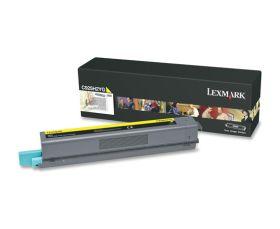 LEXMARK ORIGINAL - Lexmark C925H2YG Jaune (7500 pages) Toner de marque