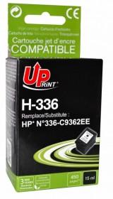 UPRINT - UPrint 336 Noir Cartouche remanufacturée HP Qualité Premium