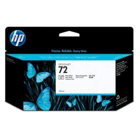 HP ORIGINAL - HP 72 / C9370A Noir Photo (130 ml) Cartouche de marque