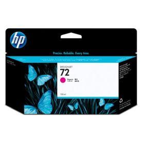 HP ORIGINAL - HP 72 / C9372A Magenta (130 ml) Cartouche de marque