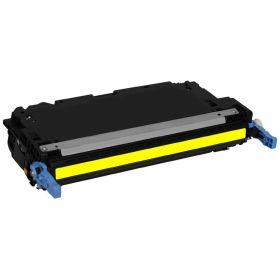 RECYCLE HP - 645A / C9732A Jaune (12000 pages) Toner remanufacturé