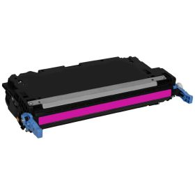 RECYCLE HP - 645A / C9733A Magenta (12000 pages) Toner remanufacturé