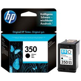 HP ORIGINAL - HP 350 / CB335EE Noir (4,5 ml) Cartouche de marque