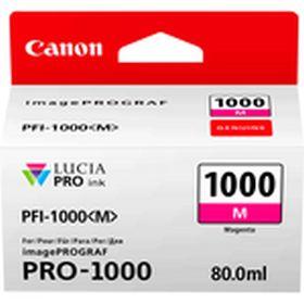 CANON ORIGINAL - Canon PFI-1000 Magenta (80 ml) Cartouche de marque