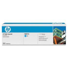 HP ORIGINAL - HP 824A / CB381A Cyan (21000 pages) Toner de marque