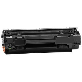 COMPATIBLE HP - 36A / CB436A Noir (2000 pages) Toner remanufacturé