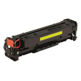 COMPATIBLE HP - 304A / CC532A Jaune (2800 pages) Toner remanufacturé