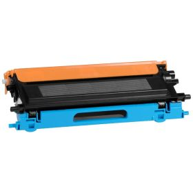 COMPATIBLE BROTHER - TN-135 Cyan (4000 pages) Toner remanufacturé