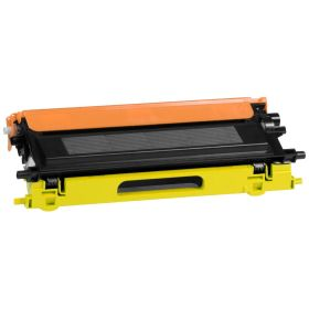 COMPATIBLE BROTHER - TN-135 Jaune (4000 pages) Toner remanufacturé