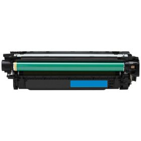 RECYCLE HP - 504A / CE251A Cyan (7000 pages) Toner remanufacturé