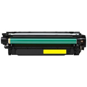 RECYCLE HP - 504A / CE252A Jaune (7000 pages) Toner remanufacturé