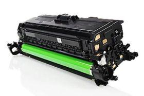 COMPATIBLE HP - 507X / CE400X Noir (11000 pages) Toner remanufacturé avec puce