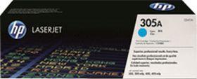 HP ORIGINAL - HP 305A / CE411A Cyan (2600 pages) Toner de marque