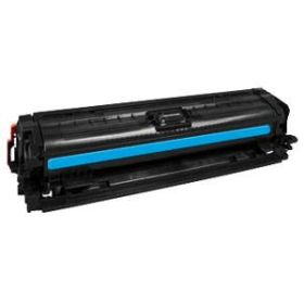 RECYCLE HP - 307A / CE741A Cyan (7300 pages) Toner remanufacturé