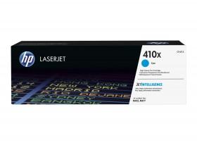 HP ORIGINAL - HP 410X / CF-411X Cyan (5000 pages) Toner de marque