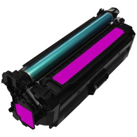 RECYCLE HP - 646A / CF033A Magenta (12500 pages) Toner remanufacturé avec puce