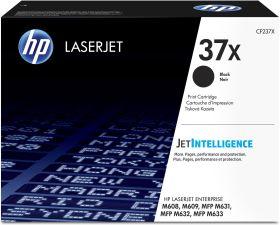 HP ORIGINAL - HP 37X / CF237X Noir (25000 pages) Toner de marque