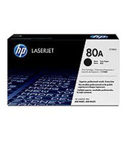 HP ORIGINAL - HP 80A / CF-280A Noir (2700 pages) Toner de marque